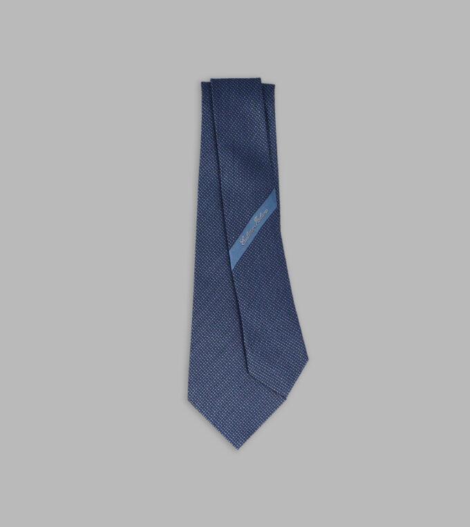 cravatta jacquard avio