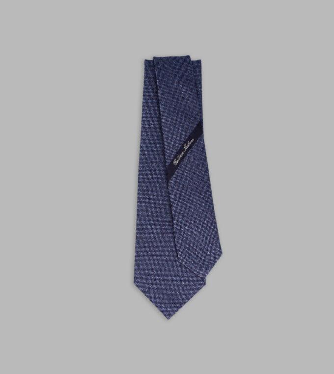 lightblue jacquard necktie