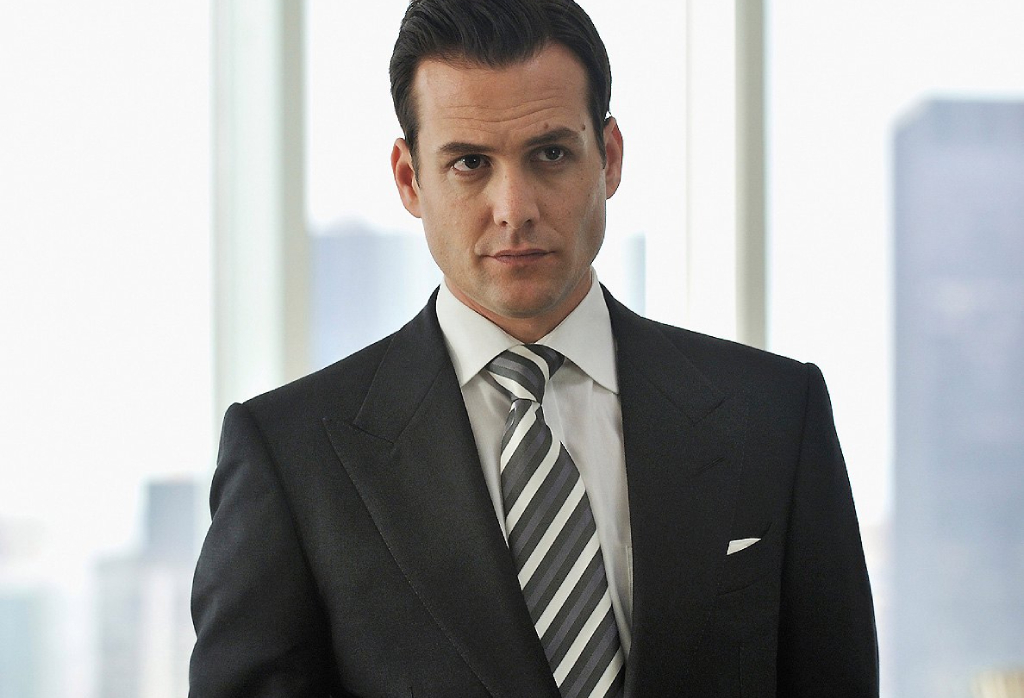 Harvey Specter Ritratto