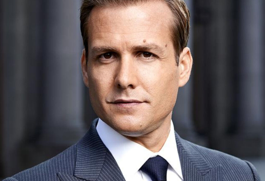 Harvey Specter Portrait