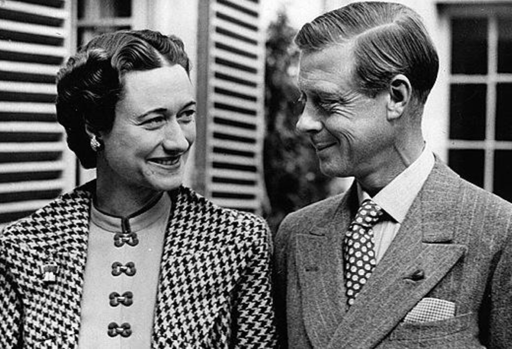 Duca Di Windsor e Wallis Simpson