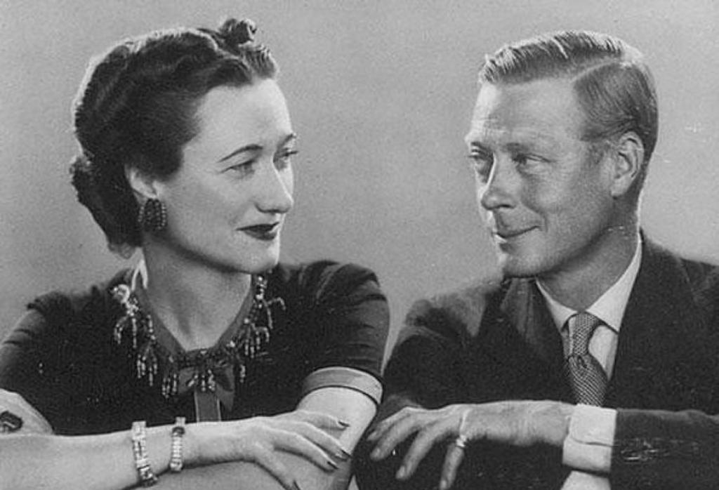 Duca Di Windsor and Wallis Simpson
