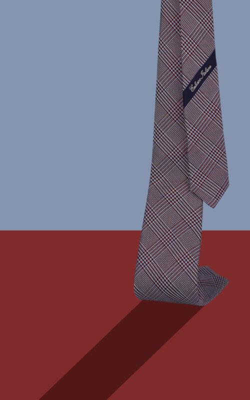 cravatta principe di galles
